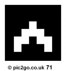 barcode 71