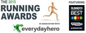 Running awards with PB