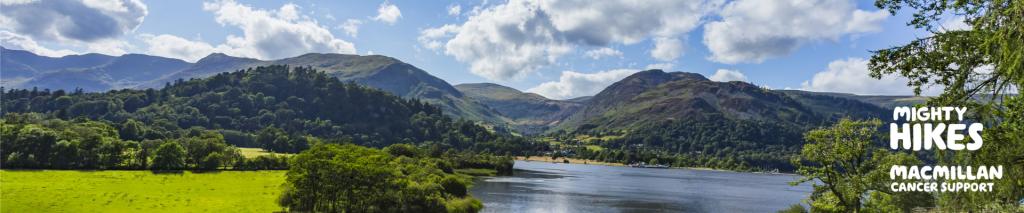 Macmillan Lake District Banner